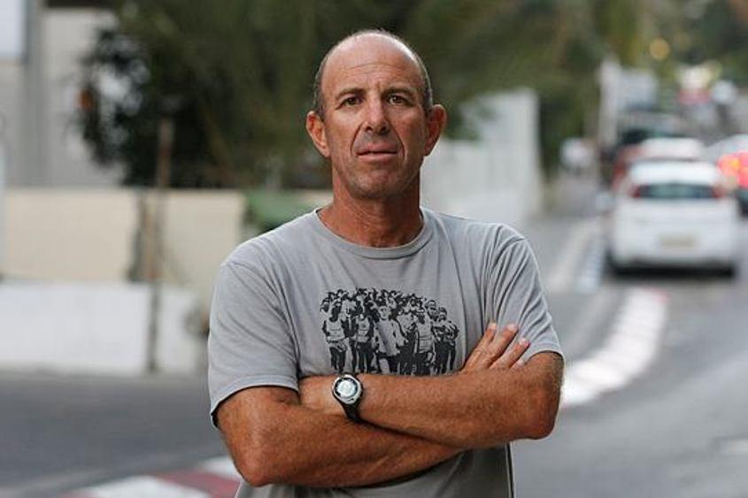 שלמה גליקשטיין ב-2010. צילום: מוטי מילרוד