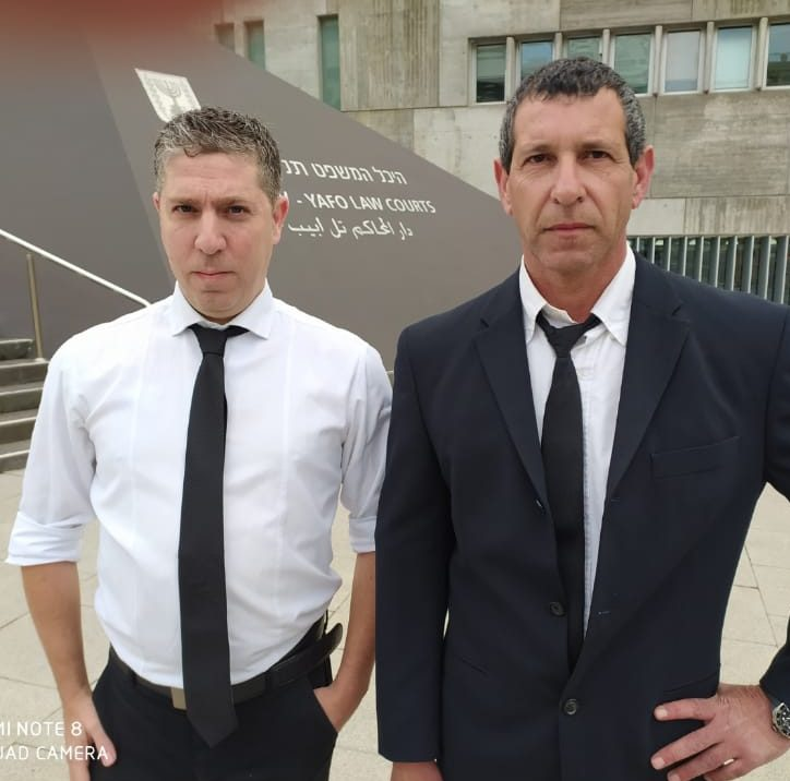 עורכי הדין הרצל יוספי ותום רוזנברג