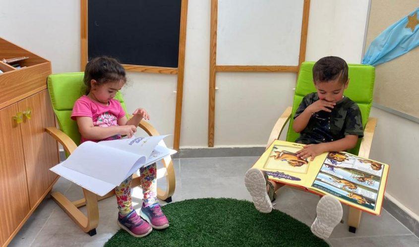 גן ילדים. צילום: דוברות אשקלון