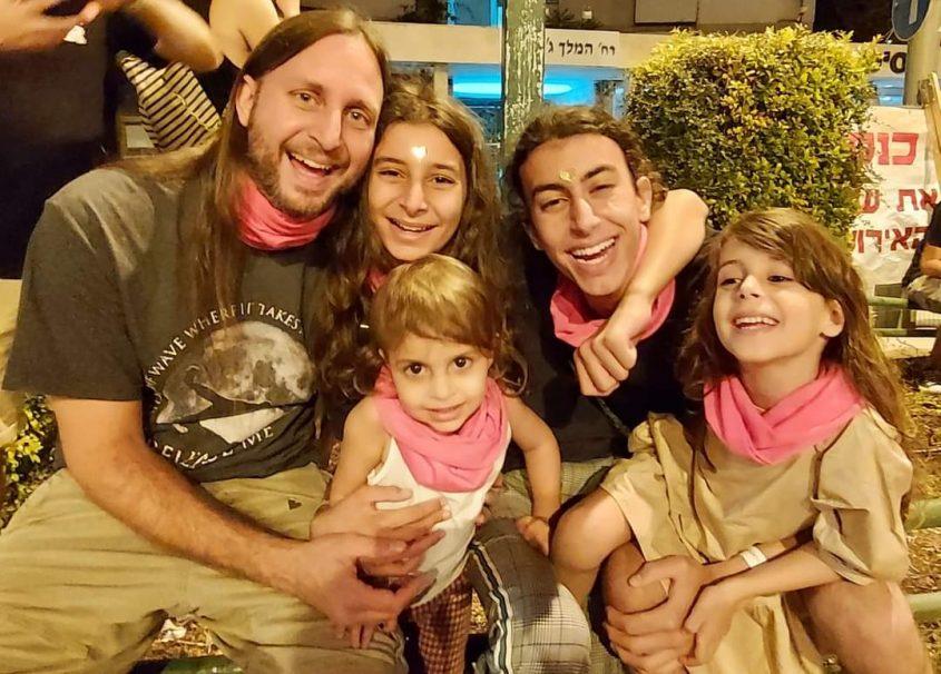 הבעל, טל וארבעת הילדים