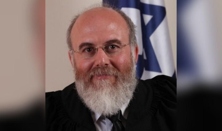 השופט אלון אינפלד. צילום: אתר בתי המשפט