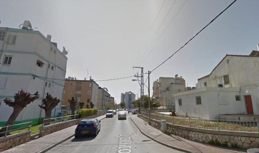 רחוב ז'בוטינסקי. מתוך גוגל סטריט וויו