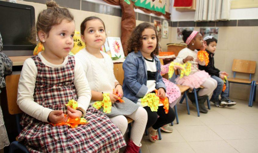 גן ילדים באשקלון. צילום: אייל אסרף