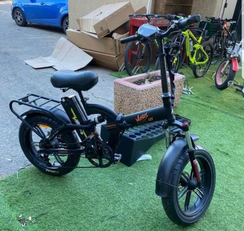 האופניים שנגנבו