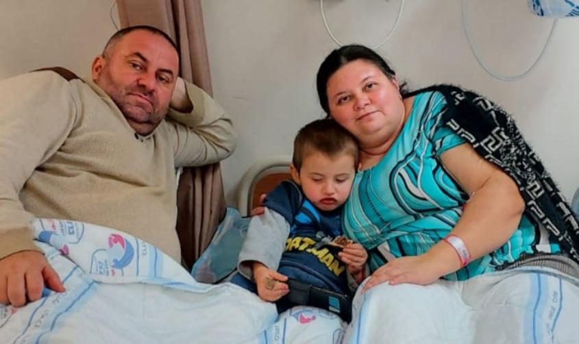 משפחת גנדל. צילום: דוברות ברזילי