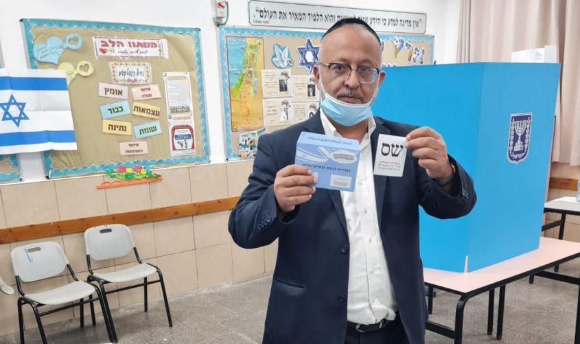 סגן ראש העירייה, הרב אברהם עשור