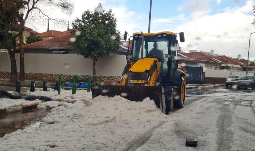 מפלסים דרך. צילום: דוברות עיריית אשקלון