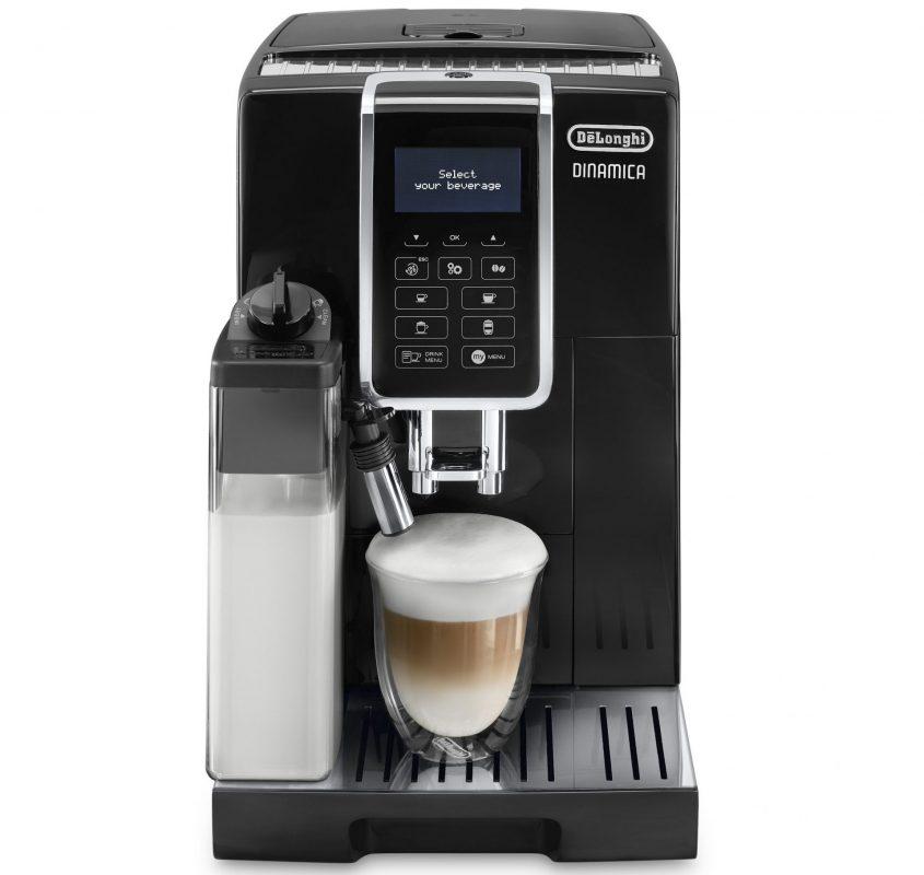 """מכונת קפה דהלונגי. צילום: יח""""צ"""