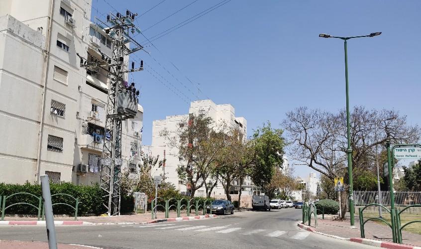 רחוב הסוכנות היהודית
