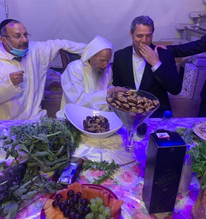 אלעזרא, הרב יצחק אביטן והרב יעקב אביטן