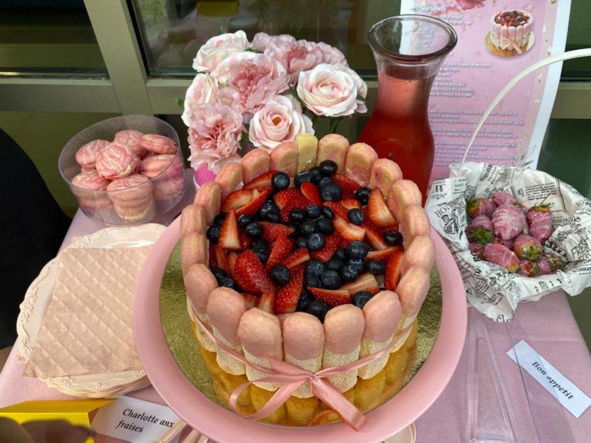 העוגה המנצחת