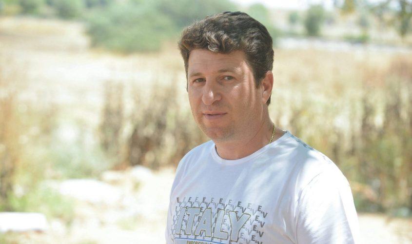 דוד בן אברהם, צילום: אורי קריספין