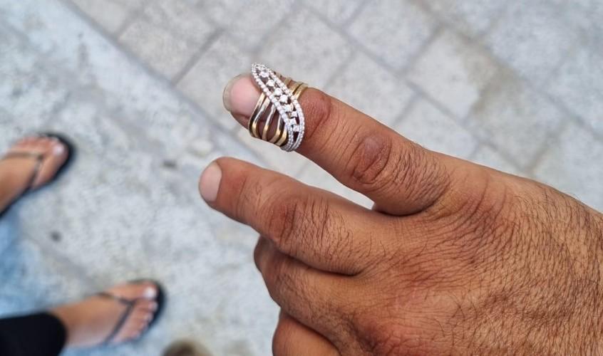 הטבעת שנפלה לפח המוטמן